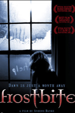 Frostbite (Frostbitten) vampire movie poster