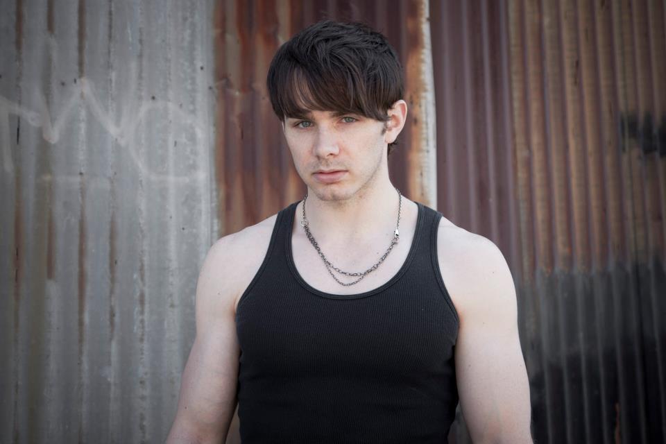 Jasin in Vampire Boys 2