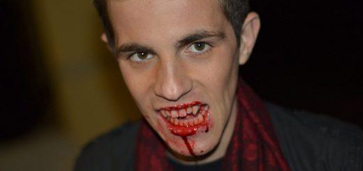Twinklight vampire Conner Bradley