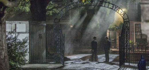 Scene from the Vampire Diaries, the Originals episode